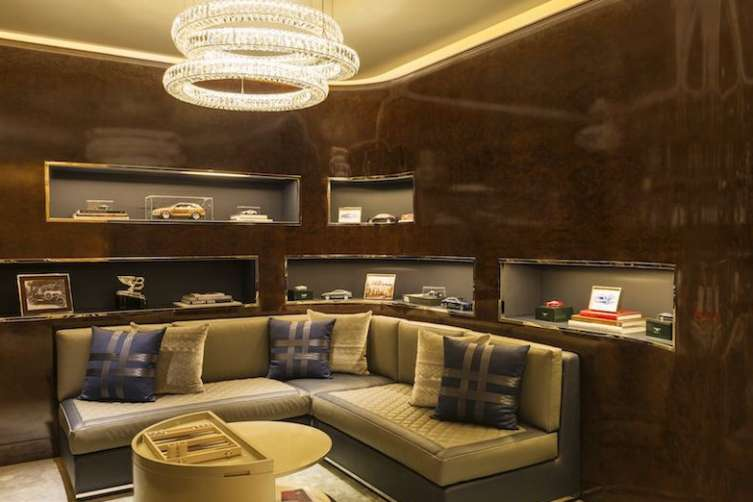 Bentely Dubai Luxe Room