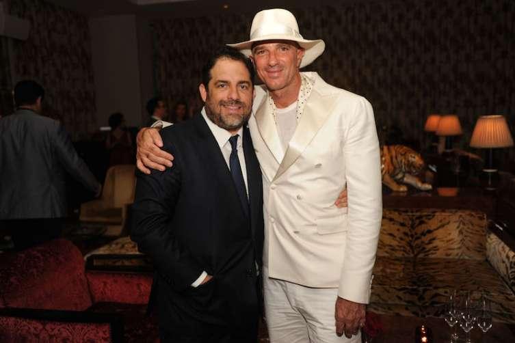 Brett Ratner & Alan Faena