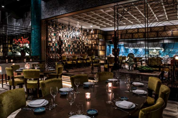 Glitz, glam and incredible drinks are served up at COYA.