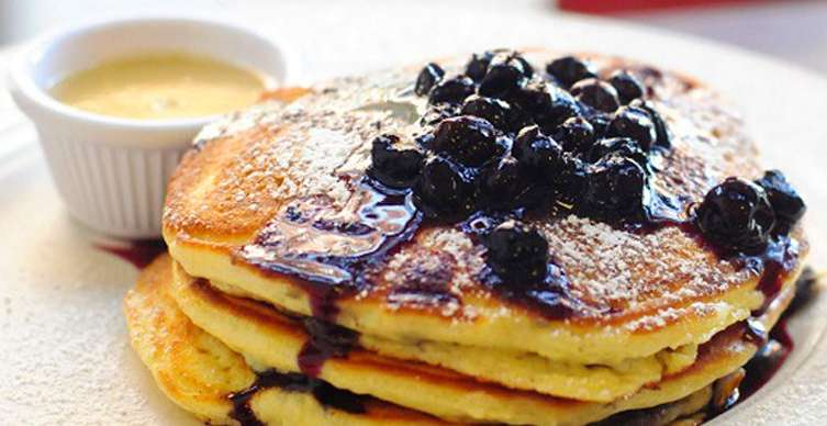 The pancake breakfasts at Clinton Street in Dubai are an international sensation.