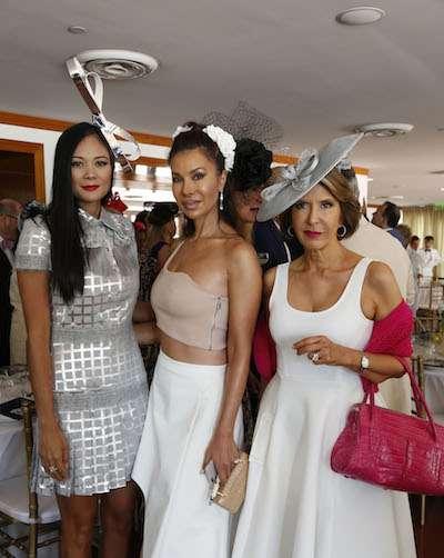 Criselda Breene, Andreea Baclea & Daisy Olivera