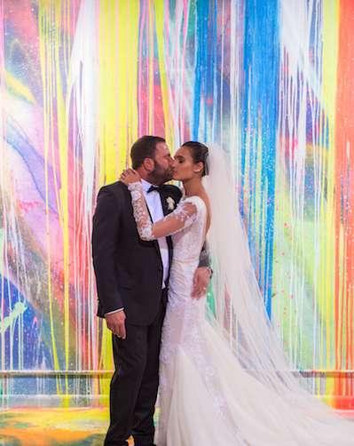 David Grutman & Isabel Rangel Grutman