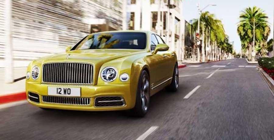 The Ultimate Haute Hotel: St. Regis Dubai Debuts Bentley Suite