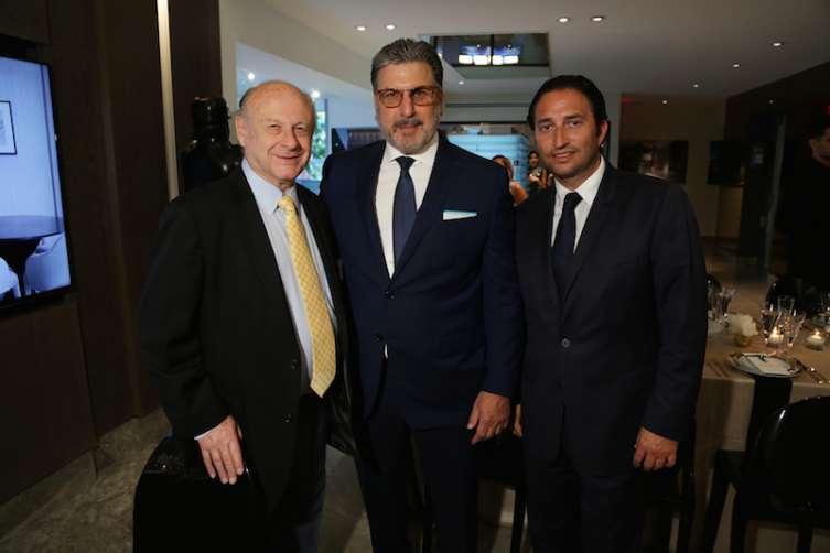 Eli Klinger, Michael Quagliato, & Manuel Grosskopf