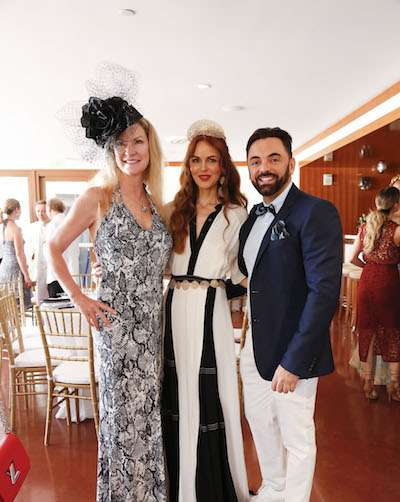 Elizabeth Beracasa & Athina Marturet & Danny Santiago3