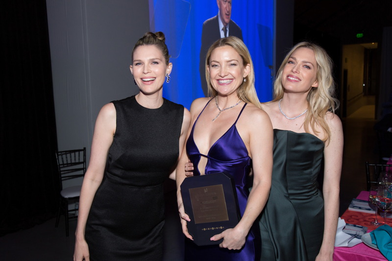 Erin Foster, Kate Hudson and Sara Foster