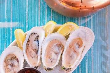 Mignonette seafood