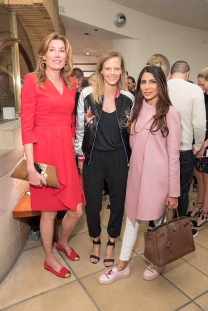 Susan Dunlevy, Katie Traina, Sobia Shaikh