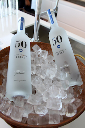 50 Bleu Vodka