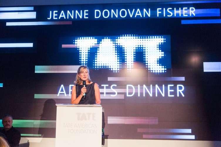 Jeanne Donovan Fisher photo by Benjamin Lozovsky