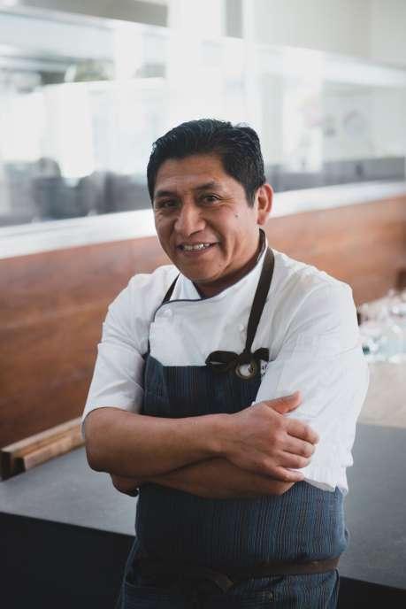 La Mar San Francisco's executive chef Victoriano Lopez