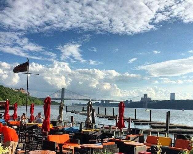 Merchants River Cafe New York Ny