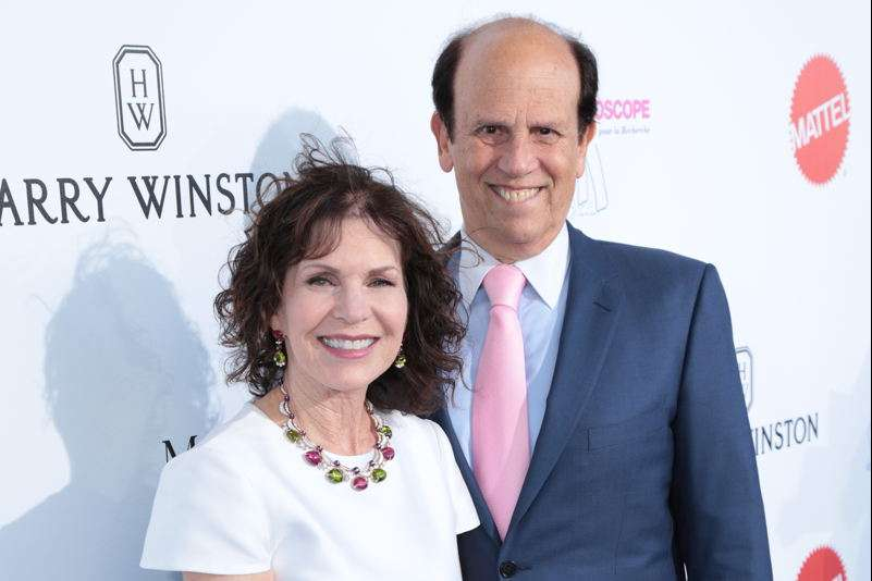 Lori and Michael Milken