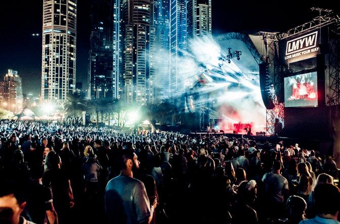 Love Music Your Way rocked Dubai.
