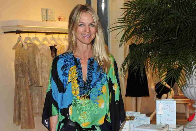 Crystal Lourd Celebrates William Norwich at Oscar de la Renta 1