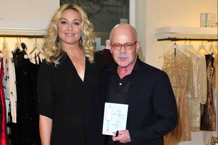Crystal Lourd Celebrates William Norwich at Oscar de la Renta 2