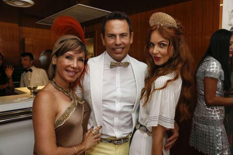 Mayela Rosales, Danny Jelaca & Athina Marturet