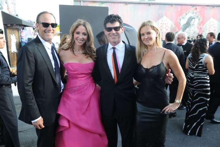Michael Comras, Jessica Goldman, Scott Srebnick, & Daniela Swaebe