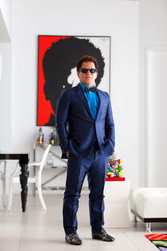 Pop Artist, Romero Britto