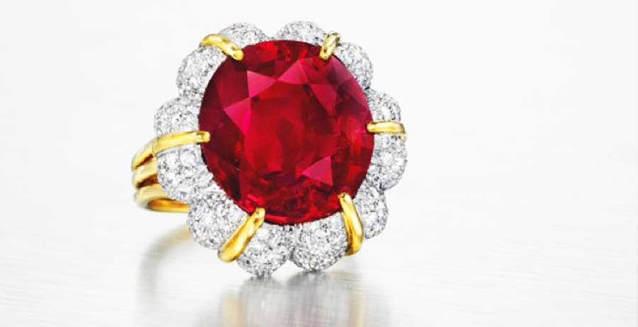 Christie's Insider On Why Rubies Are Red Hot Now