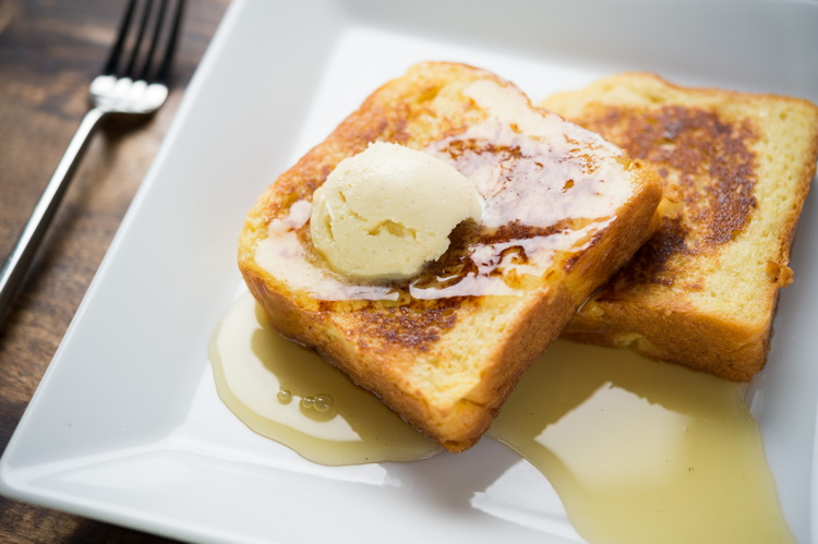 Corn French Toast