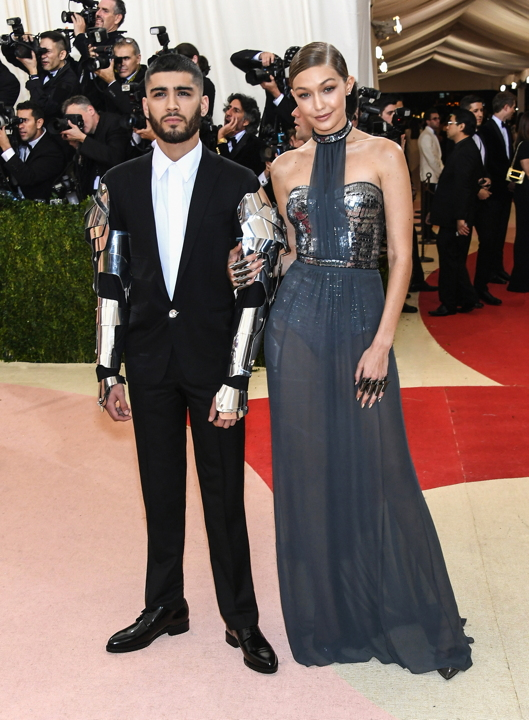 9614e8dc0 At the Met Gala With Gigi Hadid, Uma Thurman and Tommy Hilfiger