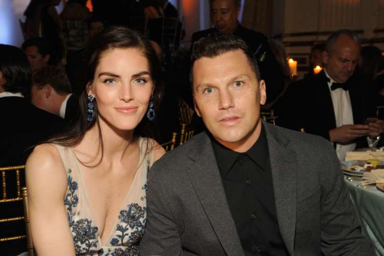 Hilary Rhoda and Sean Avery (Photo by Rabbani and Solimene Photography/Getty Images for FIT)