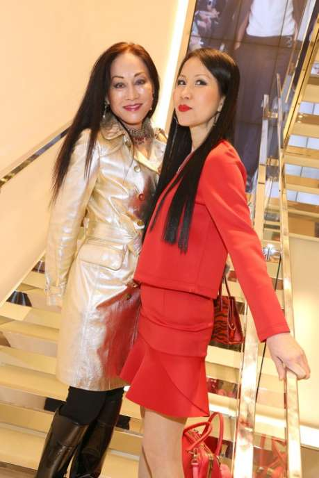 Lucia Hwong Gordon and Chiu-Ti Jansen