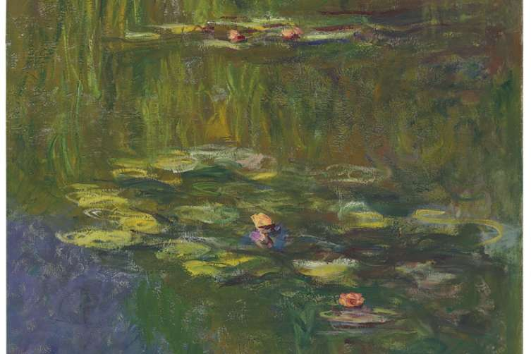 monet Nymphaes