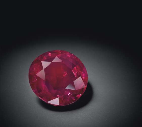 Prices for colored gemstones have appreciated greatly in recent years.