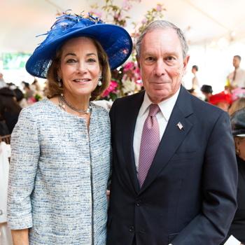 Anne Harrison, Michael Bloomberg