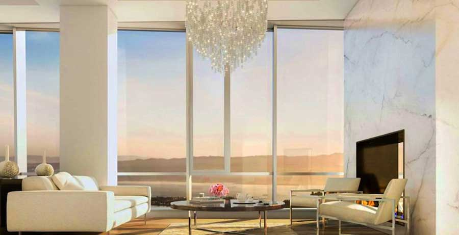A First Look at the Luxurious New Residences at 181 Fremont