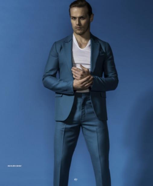 Suit & Shirt: Berluti