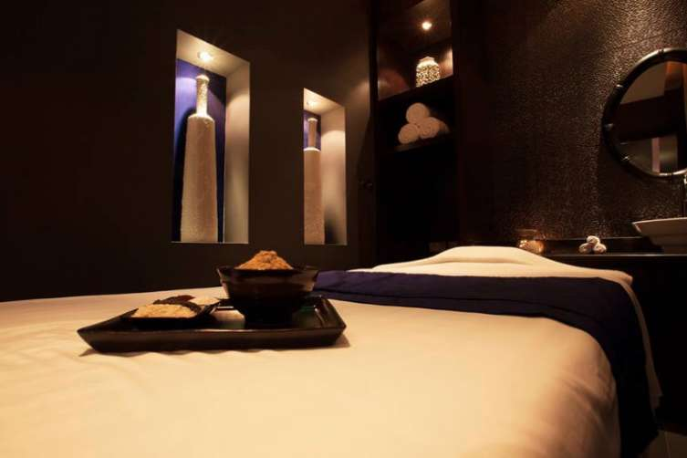 True bliss can be found at Salina Handa's SensAsia Urban Spas throughout the UAE.