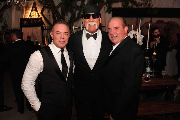 Shareef Malnik, Hulk Hogan, Tommy Pooch