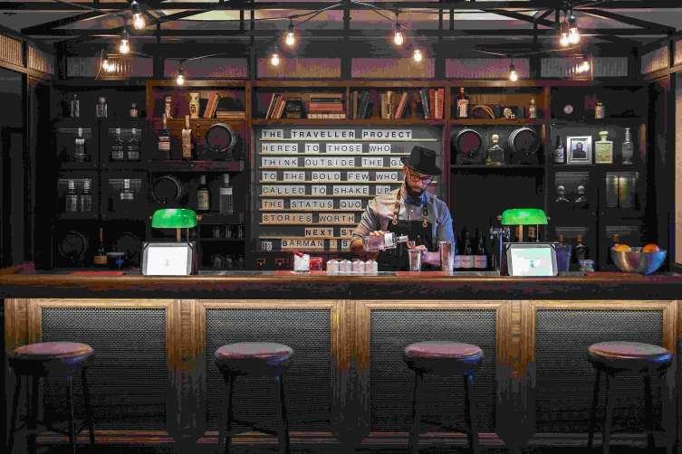 The Traveller Bar - Loews Mixologist 2