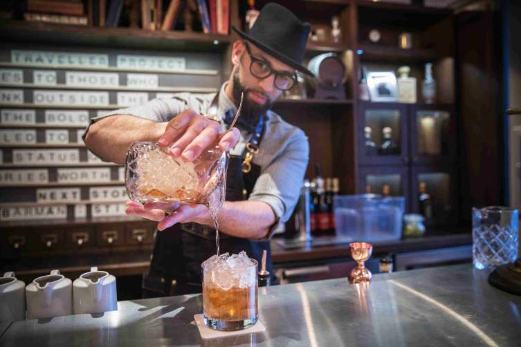 The Traveller Bar - Loews Mixologist 3