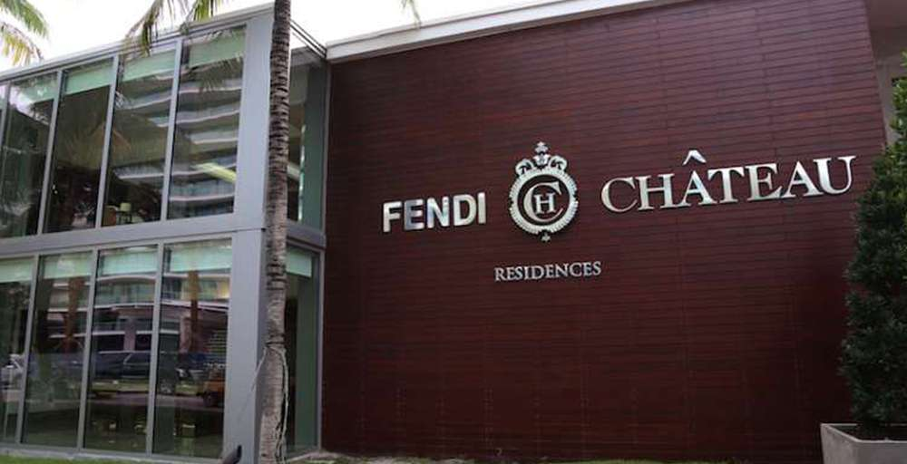 Toasting de Grisogono Jewels and Designer Residences at Fendi Château