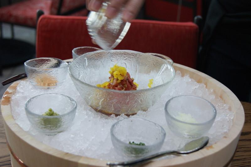 Toro Tartare Tableside