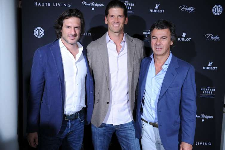 Valerio Morabito, Wayne Boich, & Ugo Colombo