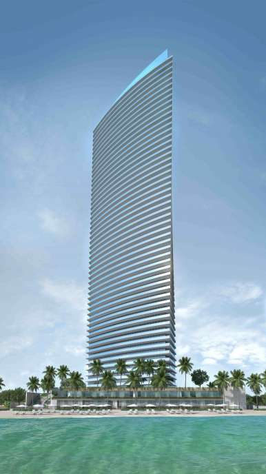 Residences by Armani/Casa Rendering