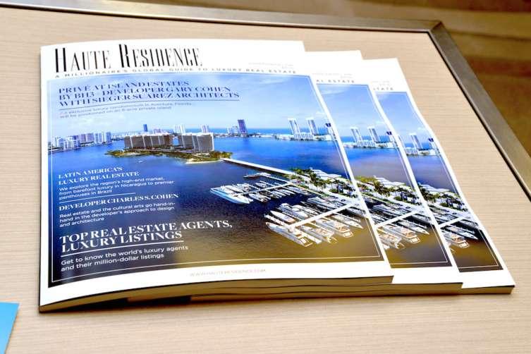 Haute Residence Magazines