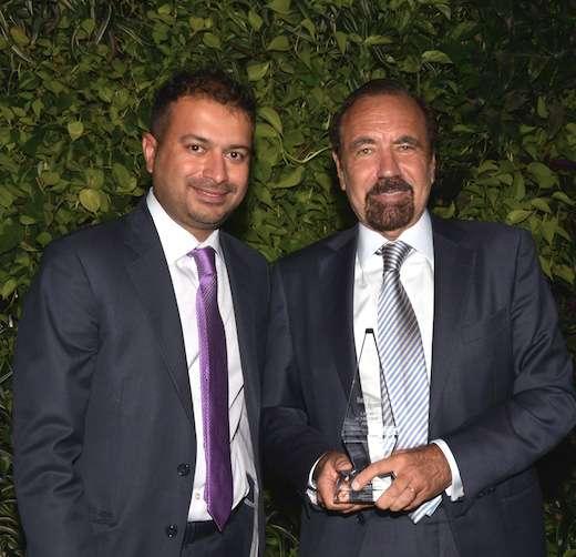 Kamal Hotchandani and Jorge Perez