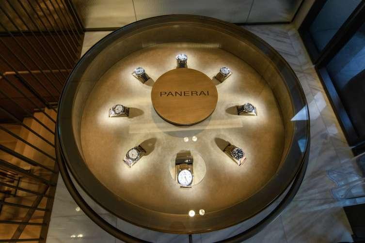 Panerai timepieces