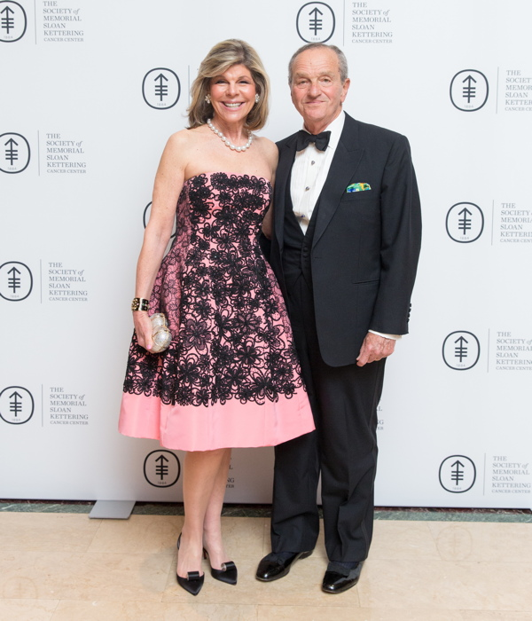 Jamee Gregory: Katie Couric, Jeff Zuckerman, And More At The Society Of