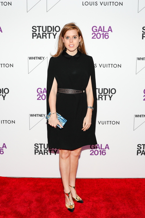 Princess Beatrice of York. All photos: BFA