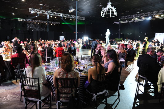Inside The Cushman School's Gala