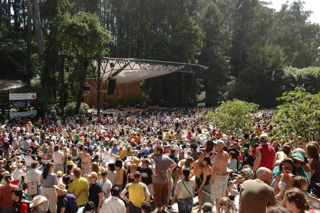 Stern Grove Festival 2020.Sf 2016 Stern Grove Festival Line Up Is Fabulous And Funky