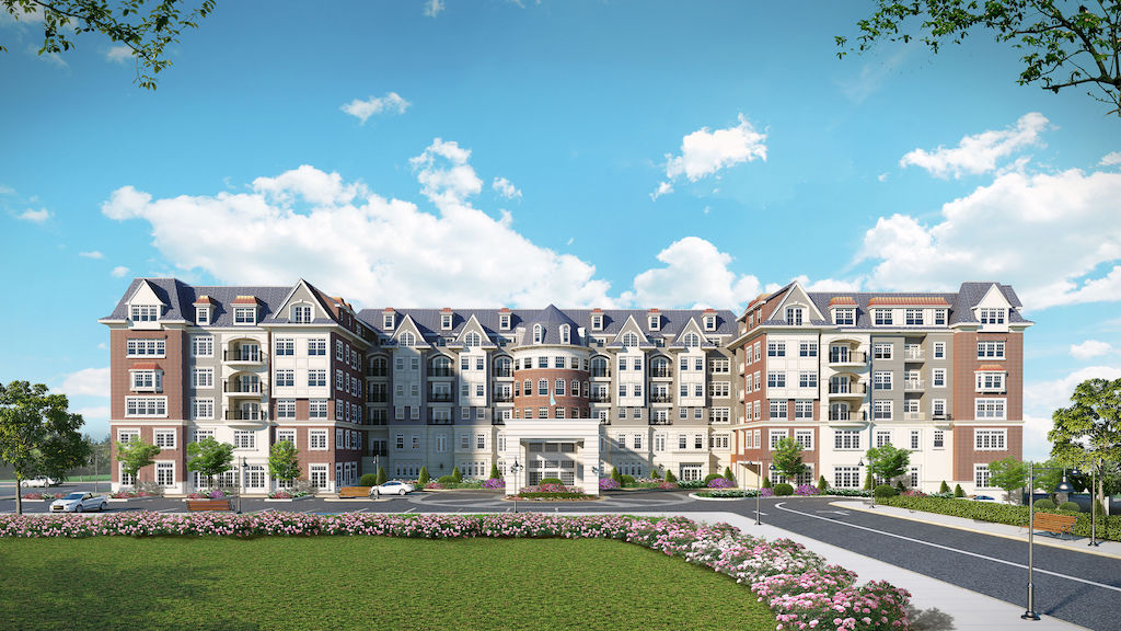 1 The Vanderbilt Front Fascade Rendering Courtesy The Beechwood Organization 040116