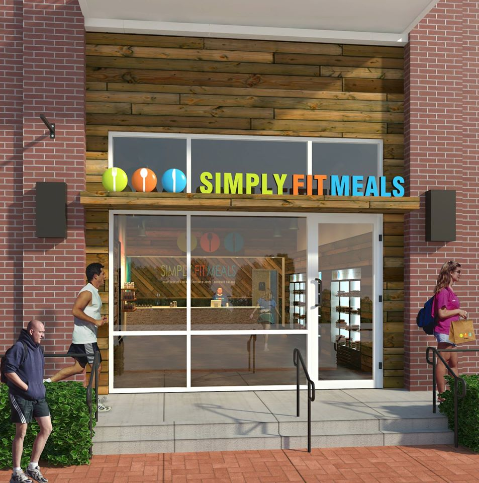Simply Fit Meals: Dallas\' Haute Nutritional Food Service